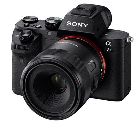 Sony Mirrorless A7 Fe 50mm F 1 8 sony 50mm f 2 8 macro fe noul obiectiv pentru mirrorless