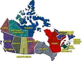 nations of canada map canadian tribes a to z