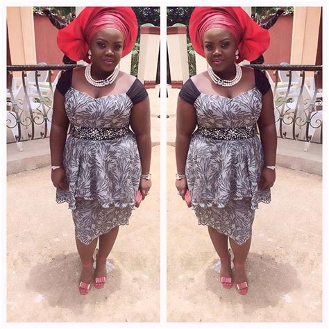 photo of nigeria lace skirt and blouse 9 amazing nigerian traditional skirt and blouse styles