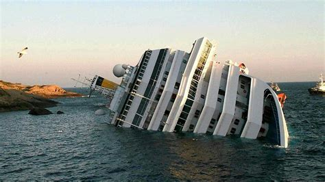 why did the costa concordia sink timeline of italian cruise ship costa concordia disaster