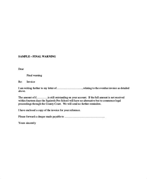 download overdue invoice letter template uk rabitah net