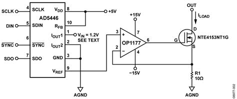 why feedback resistor is used precision op mosfet current source why do we need a feedback resistor electrical