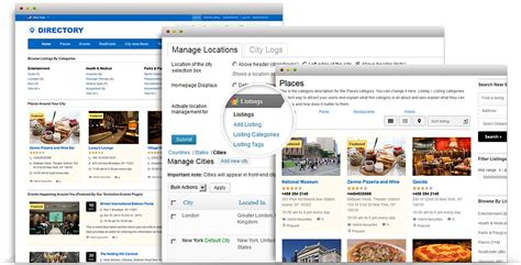 theme wordpress listing directory theme for wordpress responsive city or multi