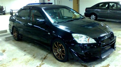 modified mitsubishi lancer 2005 nightcruizer 2005 mitsubishi lancer specs photos