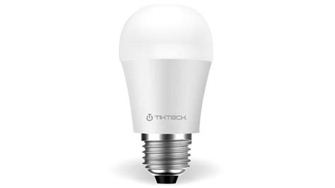 led smart light bulb cool gadget gifts pcmag