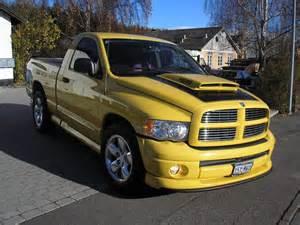 Rumble Bee Dodge Ram For Sale 2005 Dodge Ram 1500 Rumble Bee For Sale Cargurus