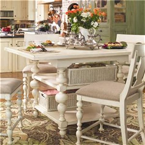 Paula Deen Furniture Dealers by Universal Home Gathering Table Set W 4 Counter Height
