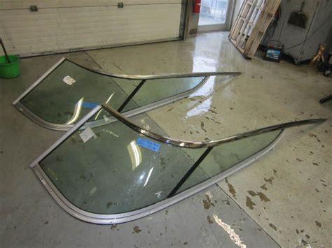 used boat windshields for sale winnipeg 2010 regal 2300 boat windshield port left side taylor made