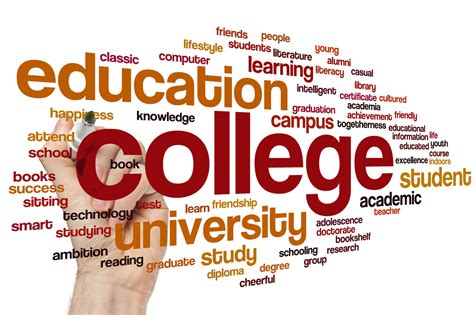 colleges in the big 3 of college admissions tenney school