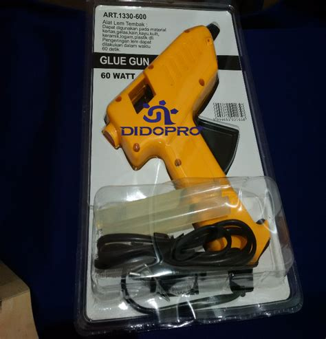 Lem Magic Jet 1 melt glue gun lem tembak prohex 60watt