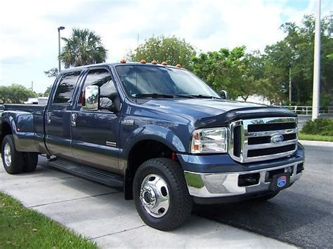 automobile air conditioning service 2006 ford f350 user handbook purchase used 2006 ford f 350 4x4 crew cab lariat dually 6 0 diesel full service just done wow