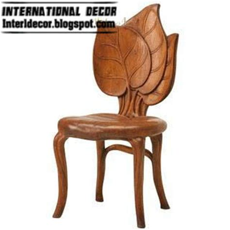 modern flower chairs styles colors 2013