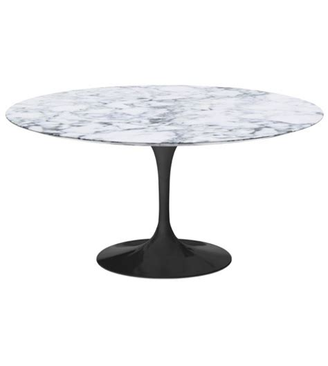 tavolo knoll saarinen table ronde de marbre knoll milia shop