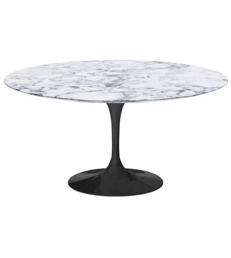 tavolo rotondo saarinen saarinen tavolo rotondo in marmo knoll milia shop