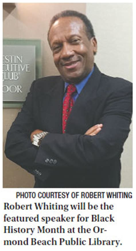 Gwu Mba Concentration by Palm Coast Expert On Black History Will Speak At Library