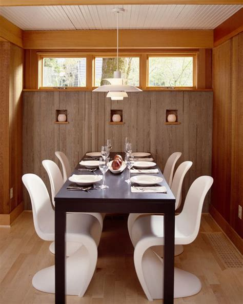 Rustic Dining Room Decorating Ideas Decorating With 60 S Style Ideas And Inspiration
