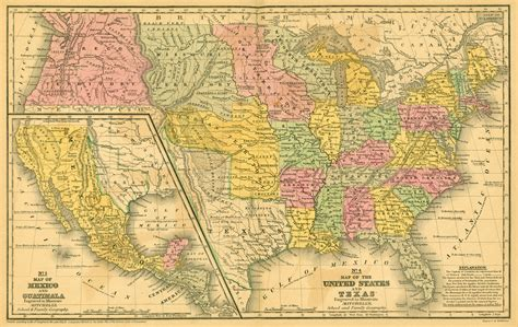 texas historical map americas historical maps perry casta 241 eda map collection ut library