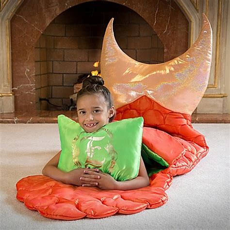 bed bath and beyond bed in a bag enchantails 5 piece sleeping bag package bed bath beyond