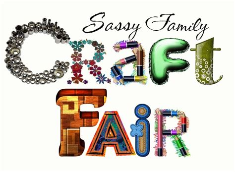 free crafts craft sale free clipart