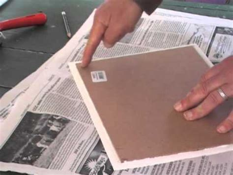 how to hang a canvas board on the wall youtube mounting paintings on gessoed paper or unstretched canvas