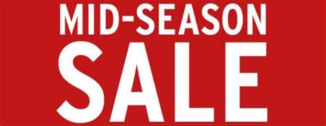 Sle Sale Season Starts by Karstadt Mid Season Sale Aus Der Werbung