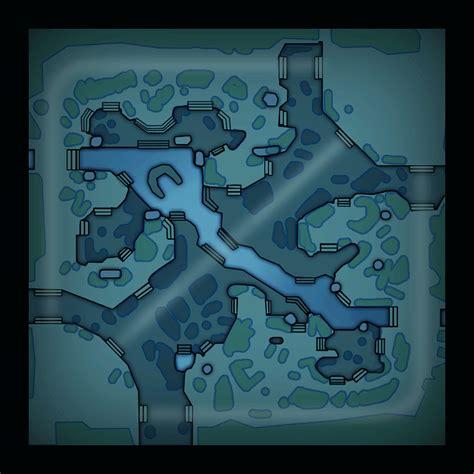 Мини-карта — Dota 2 Вики Dota 2 Minimap