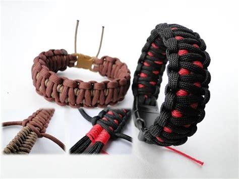 Gelang Paracord Cobra Attack how to make a quot cobra attack quot survival plus paracord bracelet