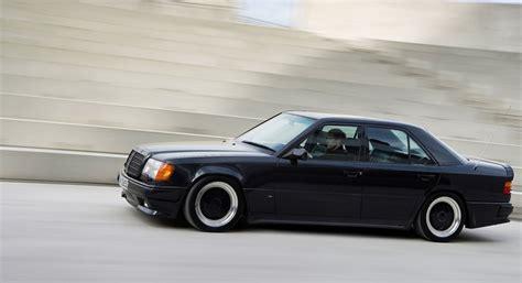The Mercedes 300E AMG Hammer   OPUMO