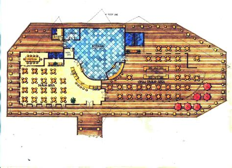 resto bar floor plan resto bar floorplan by architect jong on deviantart