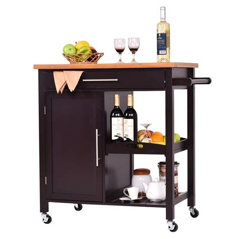 island trolley kitchen bamboo kitchen island trolley cart kitchen dining carts carts islands furniture