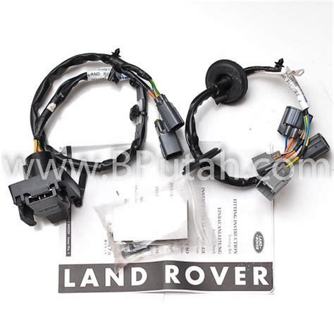 land rover lr4 trailer wiring harness 37 wiring diagram