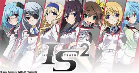 madman acquires infinite stratos 2 anime license the