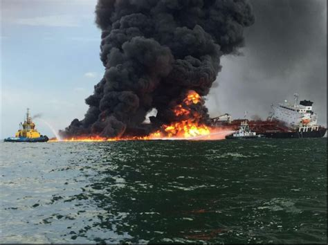 cvs sinking pa engulfs tanker in gulf of mexico