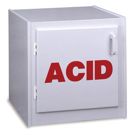 Acid Storage Cabinet Acid Storage Bench Cabinet Marketlab Inc