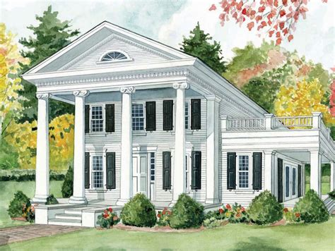 greek revival house architectural styles greek revival as represented by the