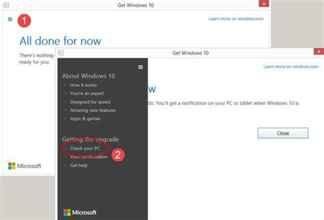 install windows 10 compatibility report is my computer ready for windows 10 anniversary update