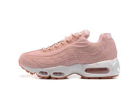 running shoes oxford new style nike air max 95 essential pink oxford 807443 600