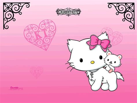 hello kitty wallpaper more hello kitty wallpapers hello kitty wallpaper download