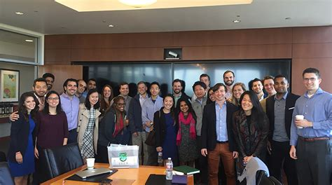 Best Mba For Silicon Valley by Tuck School Of Business Tuck Students Visit Top Tier Vc