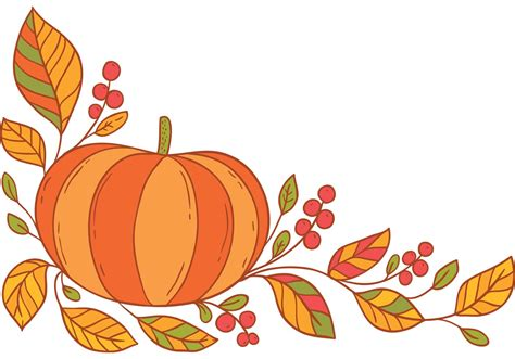 free thanksgiving clipart free thanksgiving border vector free vector