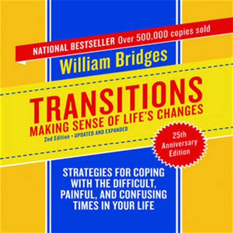 the transition a novel books transitions by william bridges emusic