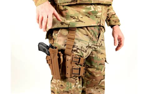 Tactical Blackhawk New Model u s army adopts blackhawk serpa tactical holster