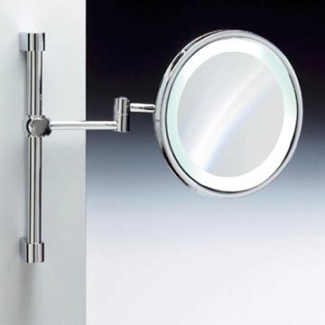 wall mounted makeup mirror rectangular 3x in wall mirrors magnifying mirror with light wall mount roselawnlutheran