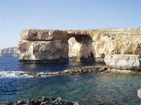 azure window file the azure window dwejra bay gozo jpg