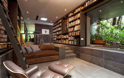 comfortable reading this gorgeous home is a nature loving bookworm s paradise