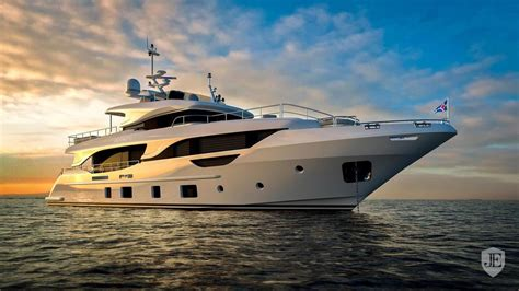 nieuwe jachten super yacht co ownership own a benetti delfino 95 from