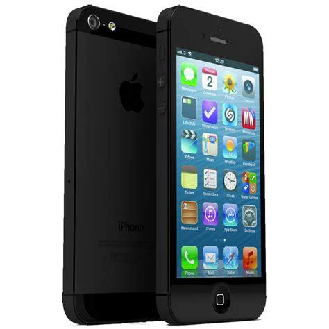 d iphone 5 apple iphone 5 noir 16 go reconditionn 233 coriolis telecom