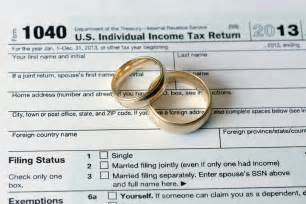 Address For Irs In Tx How Getting Married Affects Your Taxes Us Tax Center