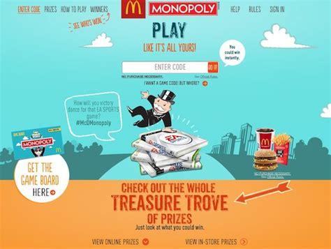 Mcdonalds Monopoly Sweepstakes - 2013 mcdonald s monopoly game is back playatmcd sweepstakes fanatics