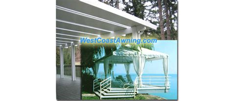 west coast awning awnings patio covers retractable 2017